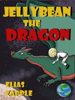cover image of Jellybean the Dragon