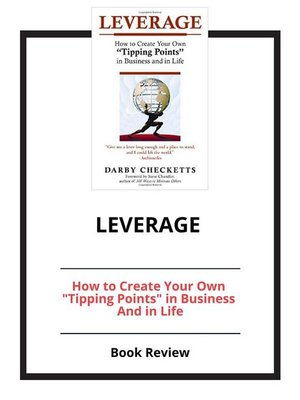 cover image of Leverage