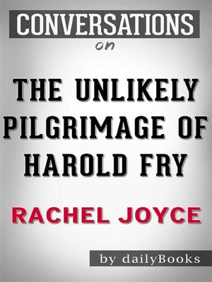 rachel joyce the unlikely pilgrimage of harold fry epub