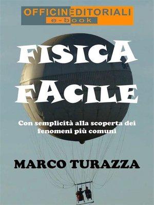 cover image of Fisica Facile