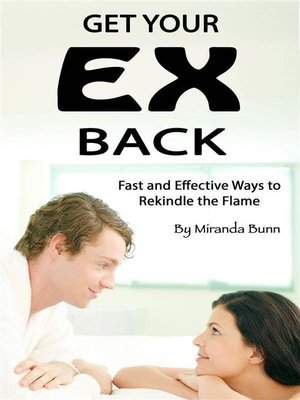 cover image of Get Your Ex Back