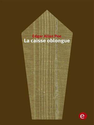 cover image of La caisse oblongue