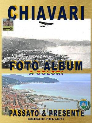 cover image of Chiavari foto album a colori
