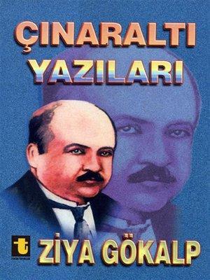 cover image of Çınaraltı Yazıları