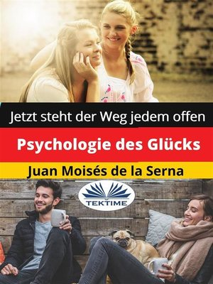 cover image of Psychologie Des Glücks