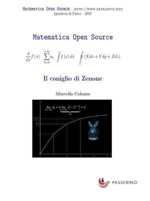 cover image of Il coniglio di Zenone