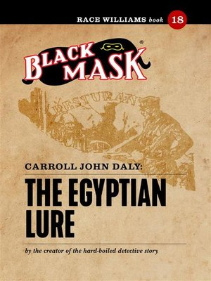 cover image of The Egyptian Lure