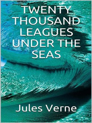 cover image of Twenty Thousand Leagues Under the Seas