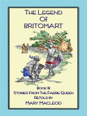 cover image of THE LEGEND OF BRITOMART--Stories from the Faerie Queen Book III