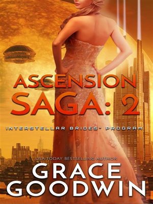 cover image of Ascension Saga--2