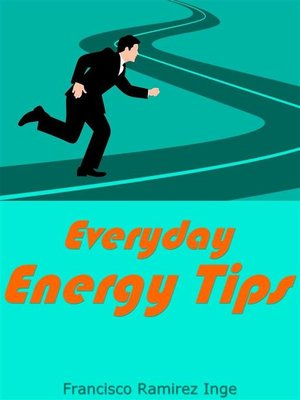 cover image of Everyday Energy Tips