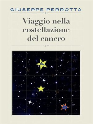 cover image of Viaggio nella costellazione del cancro