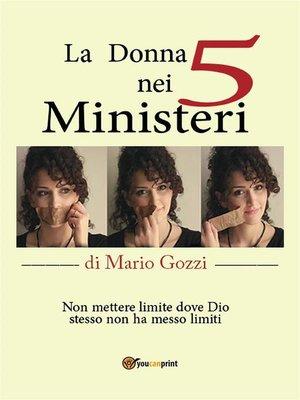 cover image of La donna nei cinque ministeri