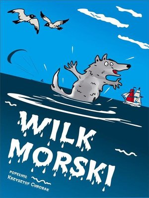 cover image of Wilk morski