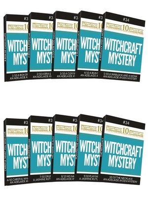 cover image of Perfect 10 Witchcraft Mystery Plots #34 Complete Collection