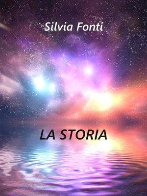 cover image of La storia