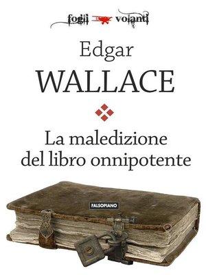 cover image of La maledizione del libro onnipotente