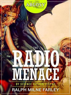 cover image of The Radio Menace