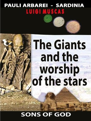 cover image of The Giants and the warship of the stars