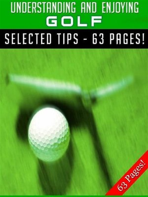cover image of Understanding and Enjoying Golf