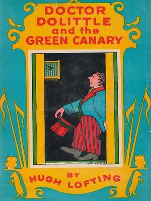 cover image of Doctor Dolittle and the Green Canary