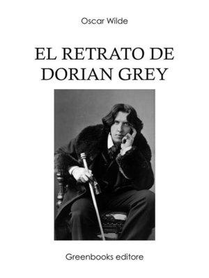 cover image of El retrato de Dorian Grey