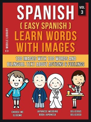 cover image of Spanish ( Easy Spanish ) Learn Words With Images (Vol 3)