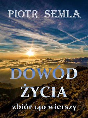 cover image of Dowód życia