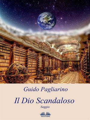 cover image of Il Dio Scandaloso
