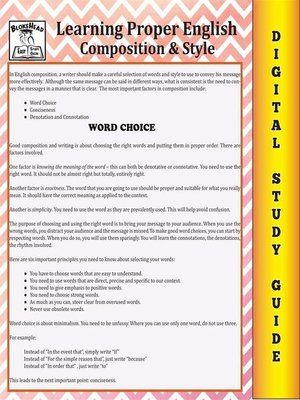 cover image of English Composition ( Blokehead Easy Study Guide)