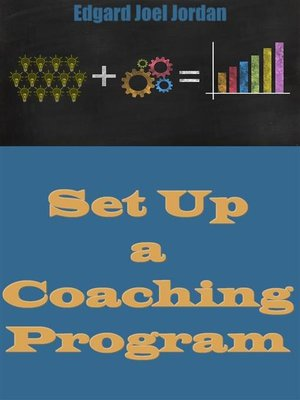 cover image of Set Up a Coaching Program