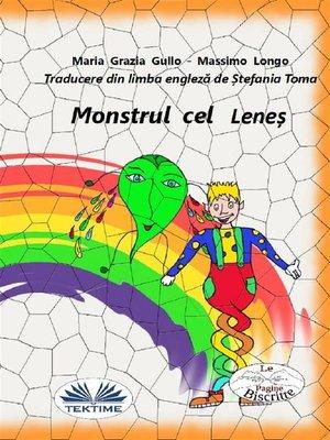 cover image of Monstrul Cel Leneș