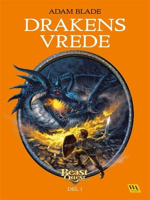 cover image of Beast Quest--Drakens vrede