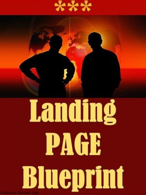 cover image of Landing Page Blueprint