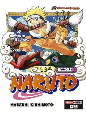 cover image of Naruto