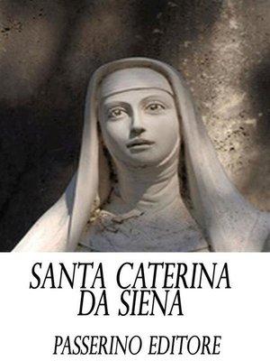 cover image of Santa Caterina da Siena