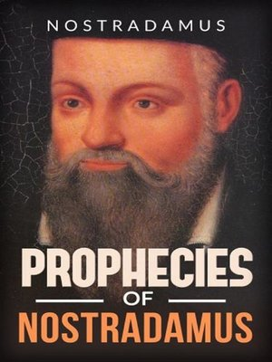 cover image of Prophecies of Nostradamus