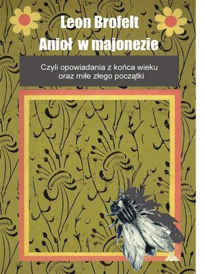 cover image of Anioł w majonezie