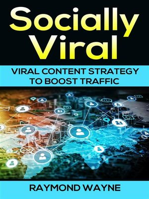 cover image of Socially Viral