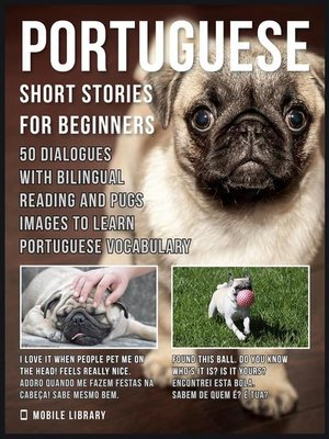 cover image of Portuguese Short Stories For Beginners