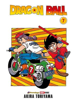cover image of Dragon Ball 7