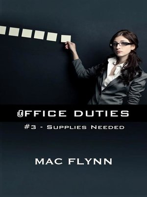 cover image of Supplies Needed--Office Duties, Book 3
