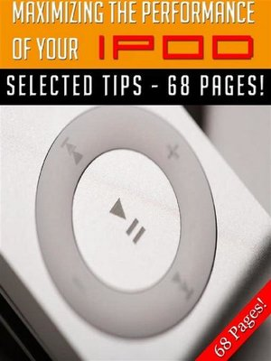 cover image of Maximizing the Performance of Your iPod