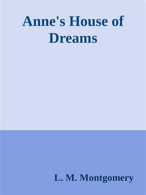 cover image of Anne's House of Dreams