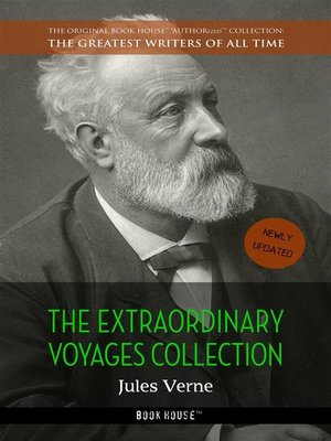 cover image of Jules Verne--The Extraordinary Voyages Collection