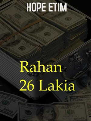 cover image of Rahan 26 Lakia