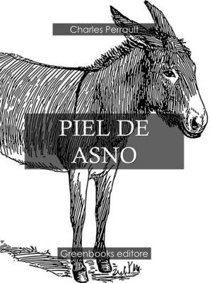 cover image of Piel De Asno