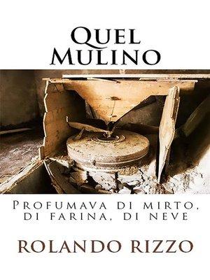 cover image of Quel Mulino