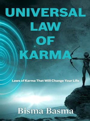 cover image of Universal Law of Karma