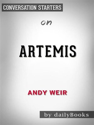 cover image of Artemis--by Andy Weir​